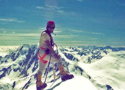 Atop the Minarets in the Southern Alps