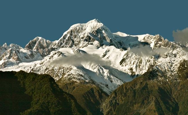 Mt Tasman Closeup