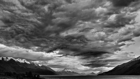 Lake Wakatipu Southerly