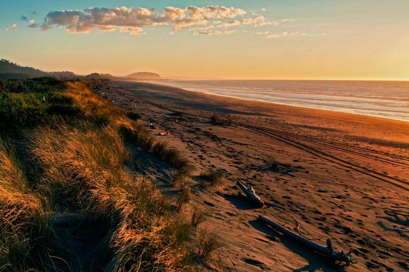 Ross Beach Sunset