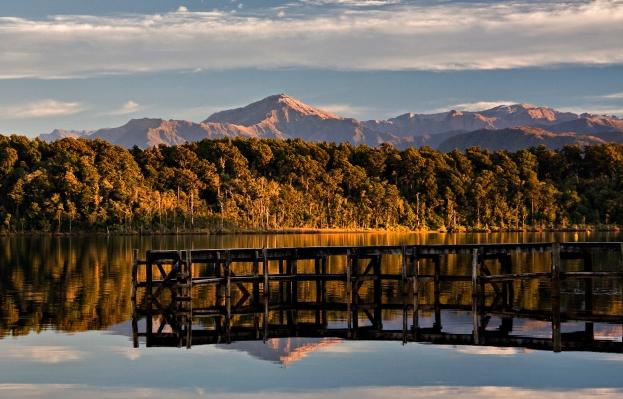 Lake Mahinapua to Bald Mountain