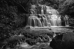 Purakaunui Waterfall