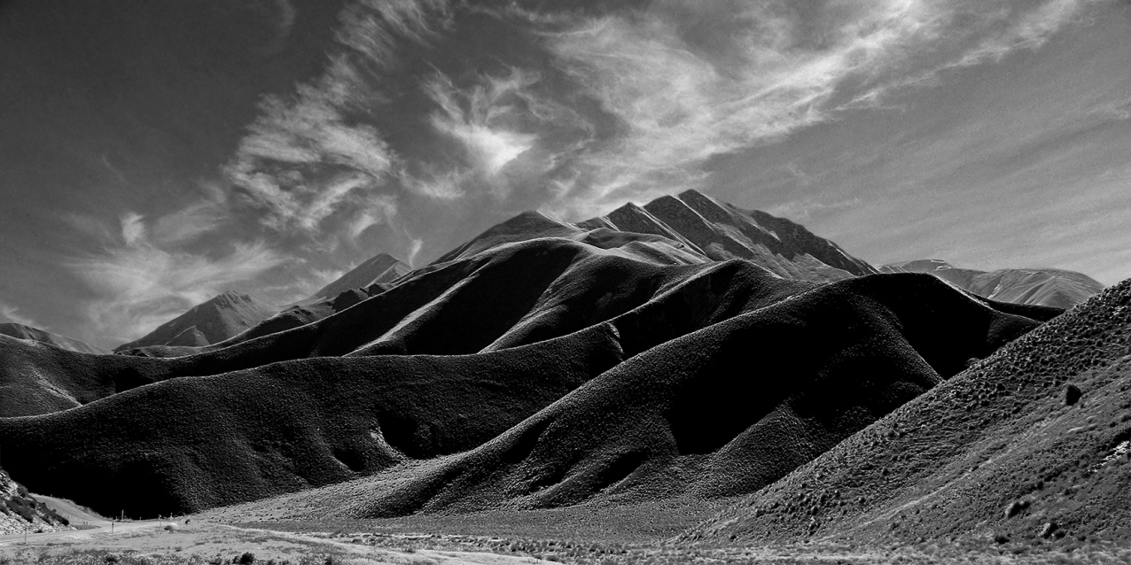 Lindis Pass Triangles