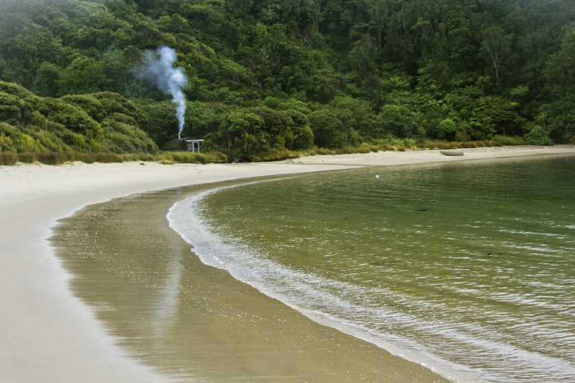 DC9702 Kaika Beach to Hut