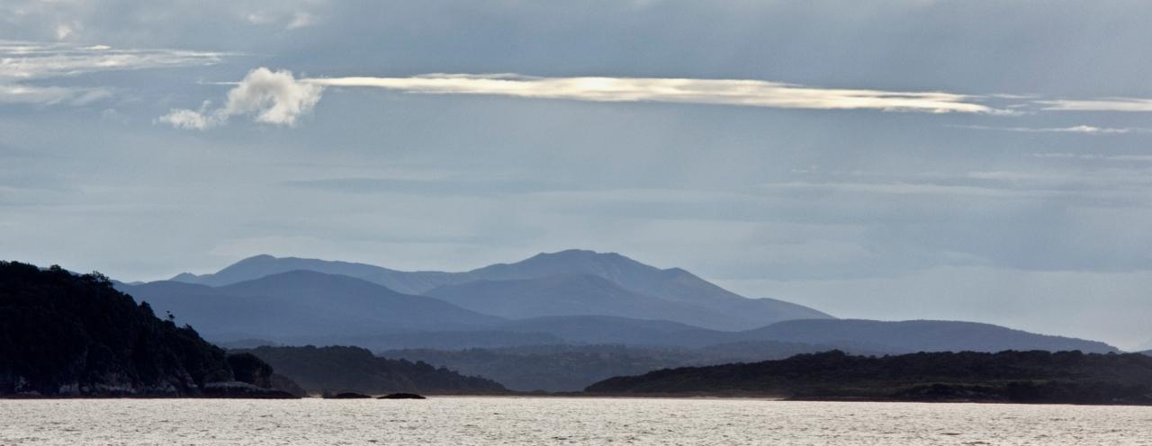 Stewart Island Visit